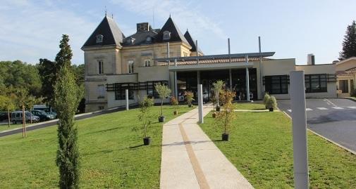 Antenne de Château Rauzé